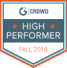 G2 High Crowd Performer