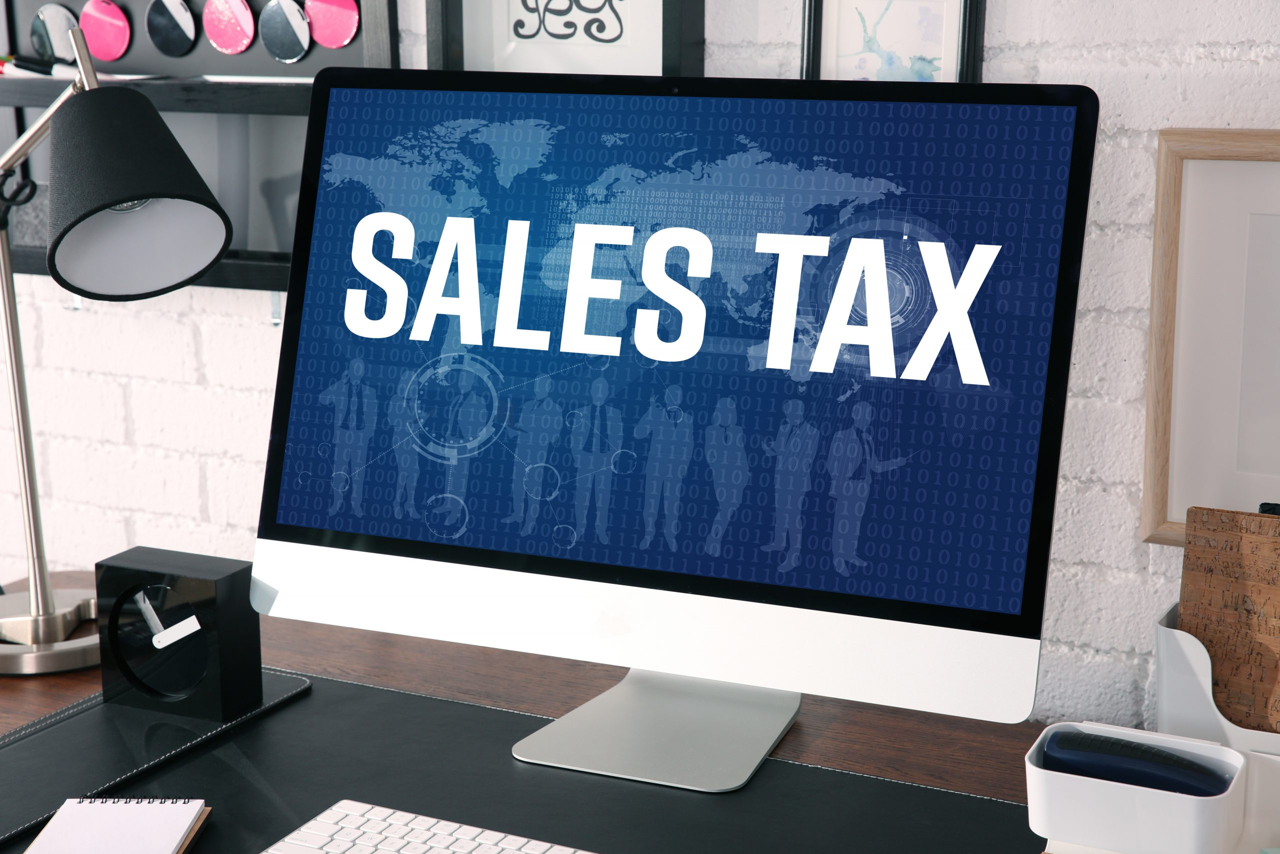 Automating a Sales Tax Solution